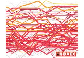 Nixvex-free-jagged-pattern