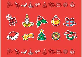 Cute-christmas-candies-vector