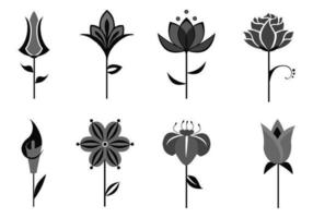 Abstract-flower-vector-pack