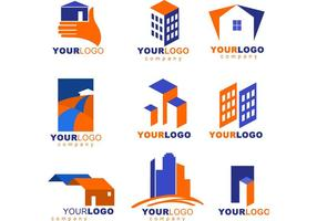 Logos immobiliers