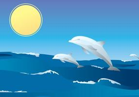 Happy-dolphins-vector