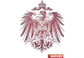 Vetor livre heráldico nixvex