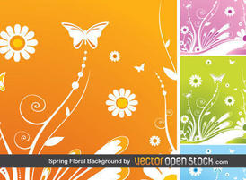 Spring-floral-background