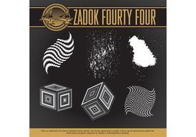 Zadok44 Gratis Vector Compilatie