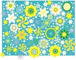 Vector-flowers-present