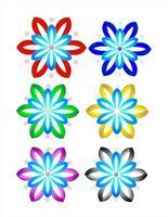Vetor flor