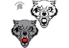 Vecteur de loup