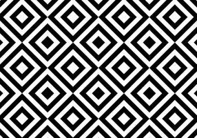Blake squared diamant patroon