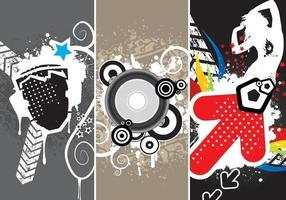 Modern Pop Vector Art
