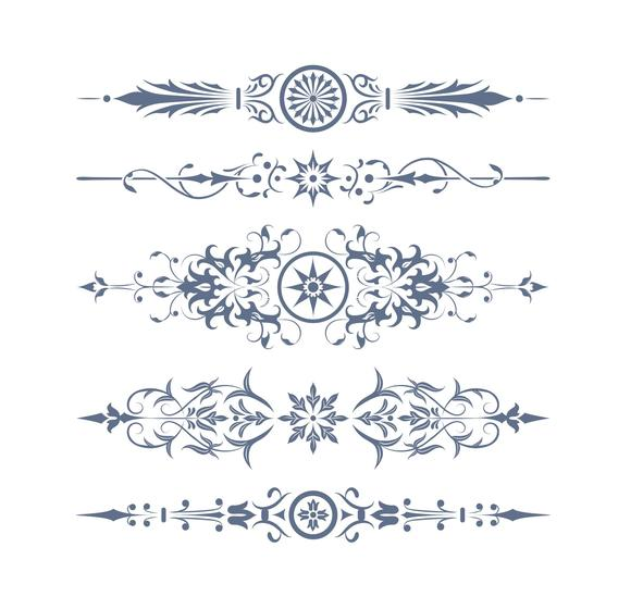 art nouveau border vector download free vector art stock graphics