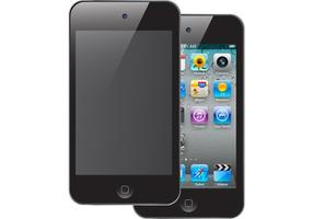 Free iPod Touch Vector