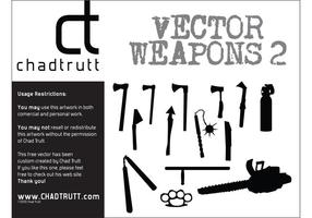 Vector-various-weapons
