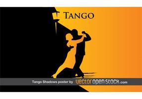 Sombras del tango impresiones