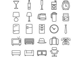 Minimale Retro Pack