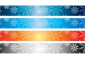 Kerstbanner Achtergronden 728x90