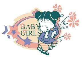 Projeto do vetor do bebê