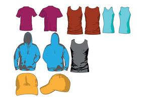 Vector-clothing-templates-pack