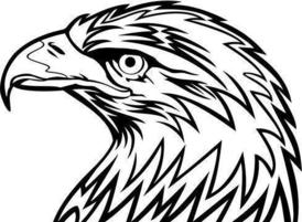 Eagle-head-2-vector