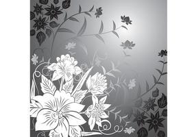 Padrão de flores
