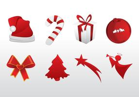 Free-vector-christmas-icons
