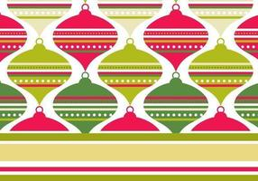 Retro Red and Green Illustrator Pattern & Wallpaper Pack