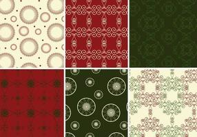 Rich Christmas Illustrator Patterns