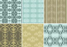 Vintage Holiday Illustrator Patterns & Wallpaper