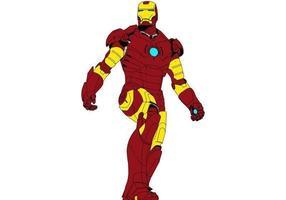 Ironman vektor