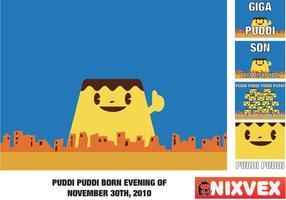 Nixvex-puddi-free-vector