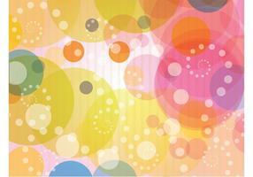 Vector Behang Kleurrijke Achtergrond