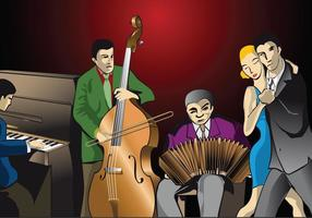 Tango-dance-music-orkester