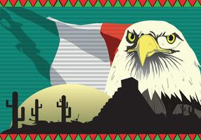 Mexican-background-vector