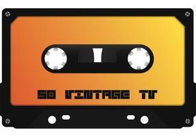 Cinta de cinta de cassette