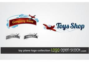 Toy Plane Logo Kollektion