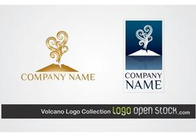 Collection Logo Volcano