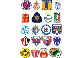 Logos Futbol Mexiko