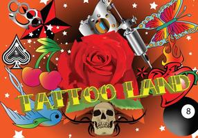 Tattoo Vectors Pack