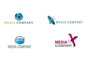 Media Services Logo Pack