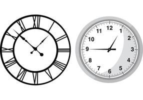Clocks-vectors