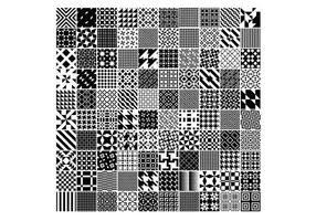 Pattern Vector Pack von 100 Creative Design Pattern Vektoren