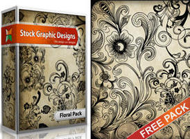Free-floral-vector-brush-pack-s