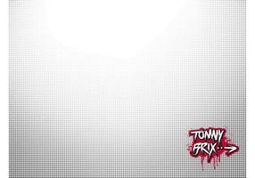 Raster #1 - design Tommy Brix
