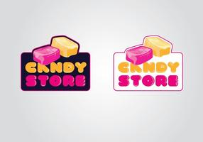 Candy Store Logo Mall