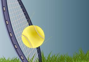 Tennis-Schuss