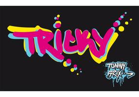 TRICKY - ontwerp Tommy Brix