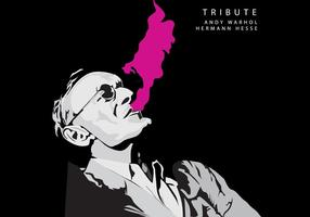 Vektor Tribut Hesse-Warhol