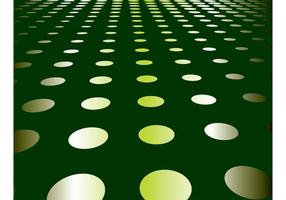Abstract Dotted Vector Background