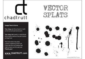 Vector-splats