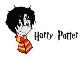 Vetor Harry Potter
