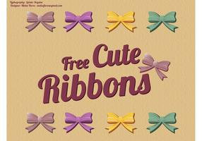 Beautiful Ribbon Vectors